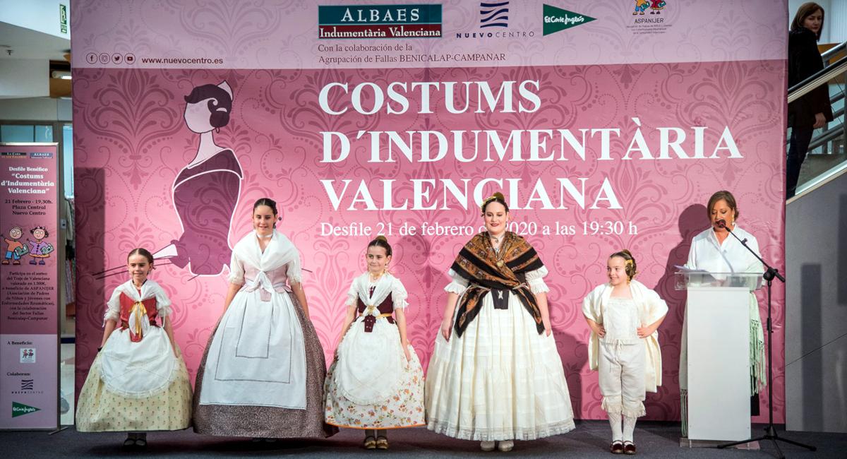 La Huerta. Origen de la indumentaria valenciana