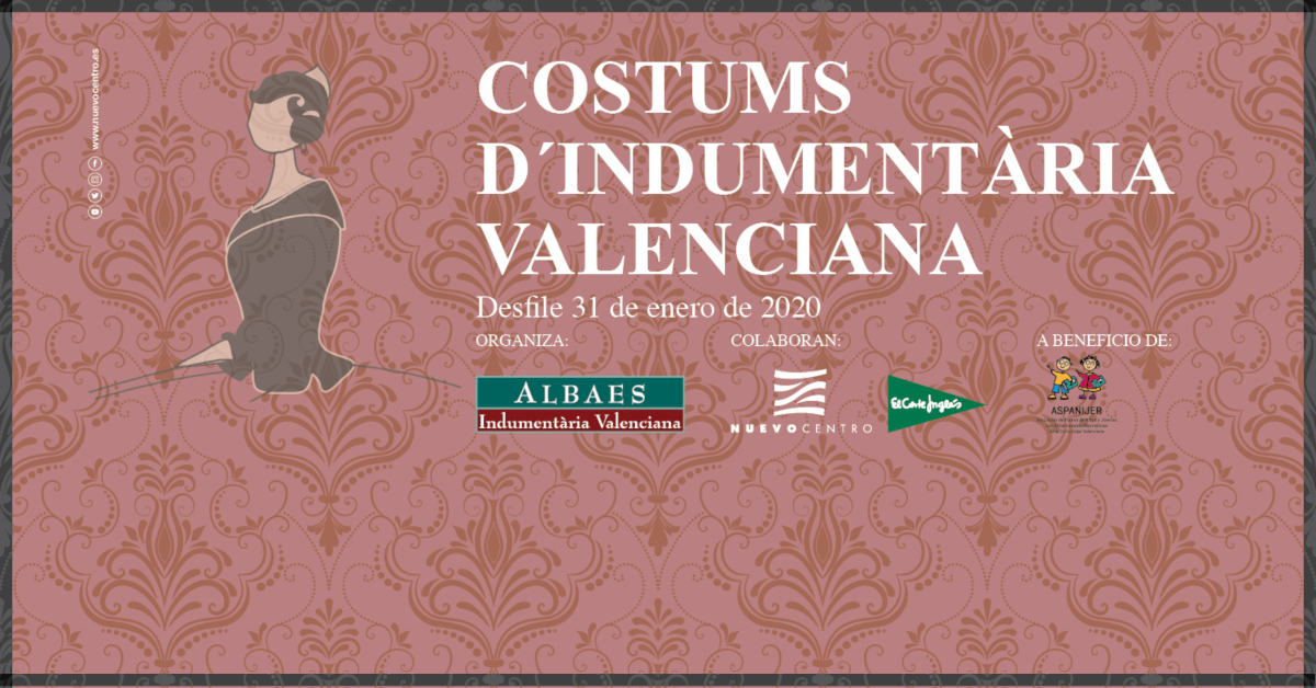 Sorteo 'Costums d'Indumentaria Valenciana'