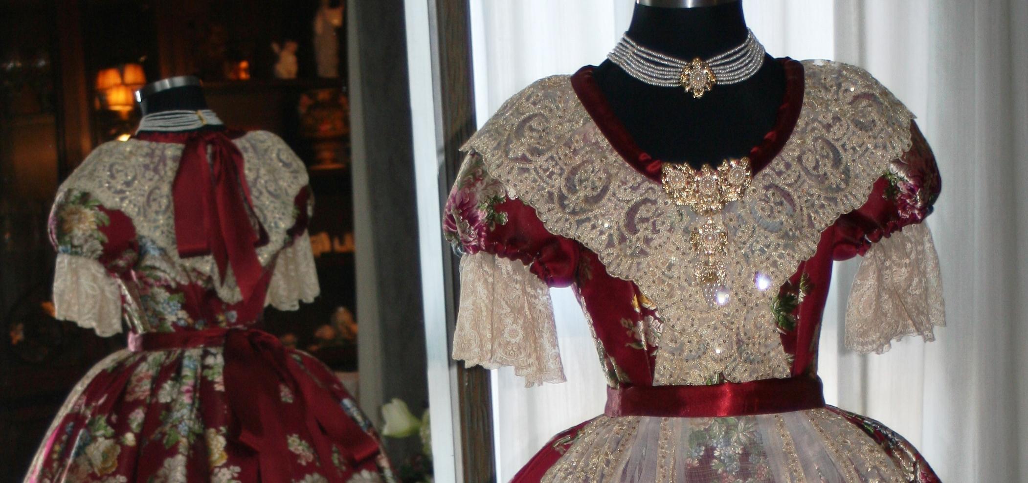 Vestimos a Clara Segarra Arnau
