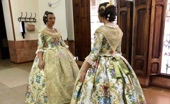 Vestimos a Luna Morella Villalba
